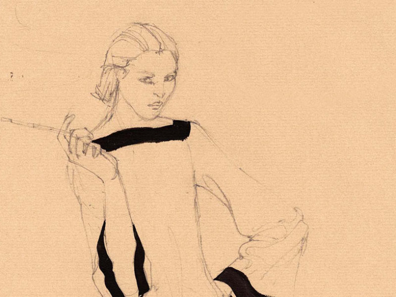 Fashion Drawing 01
