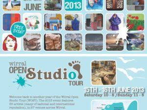 Wirral Open Studio Tour!